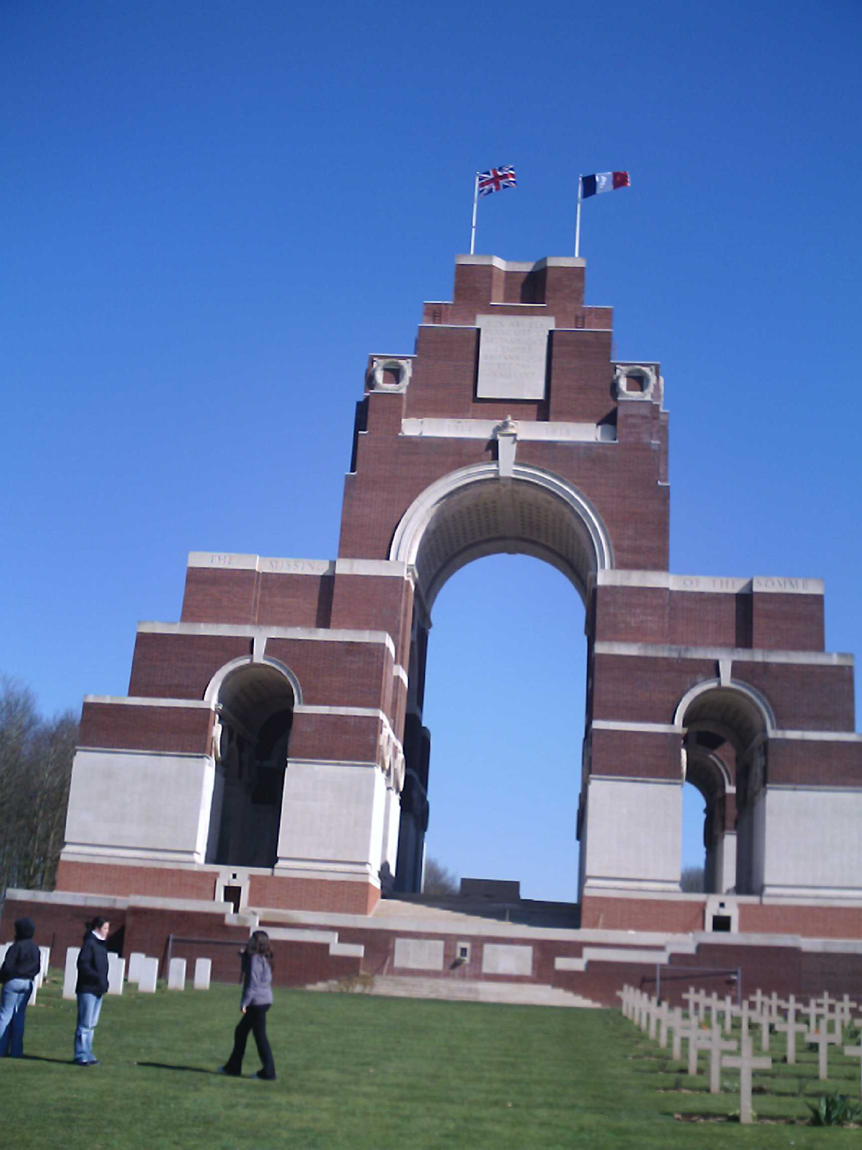 monument de Thiepval